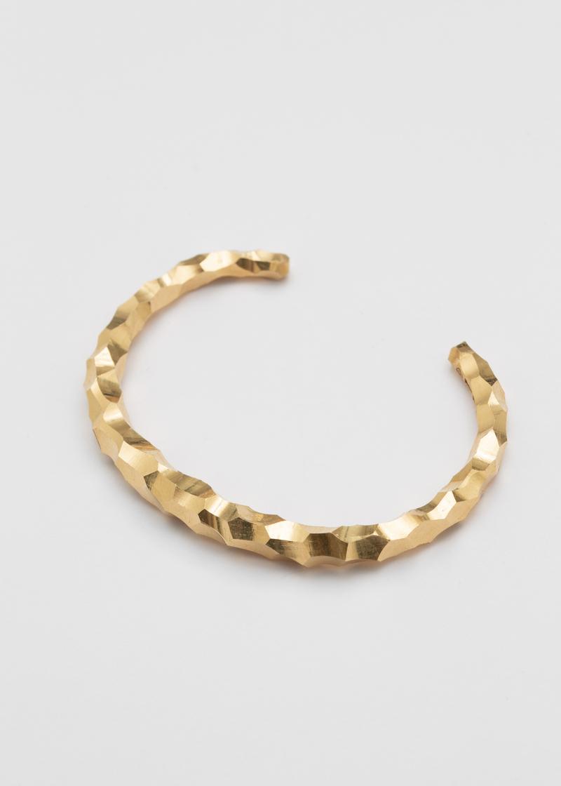 Snake bracelet thick