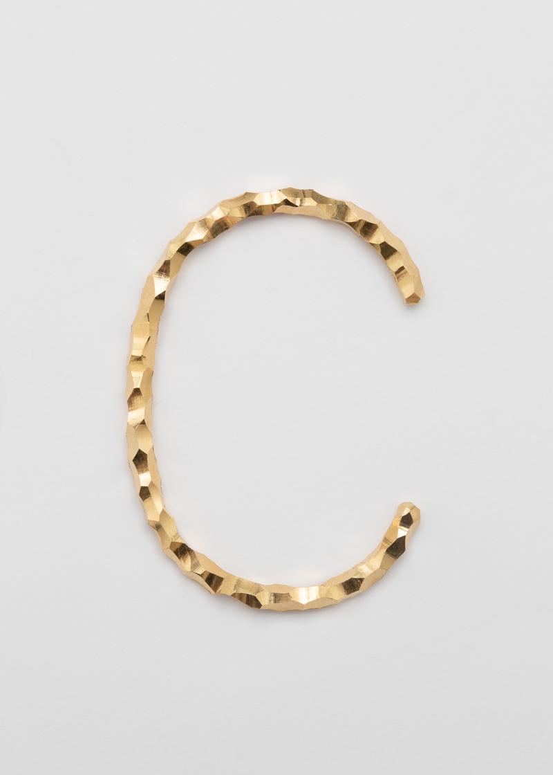 Snake bracelet thin