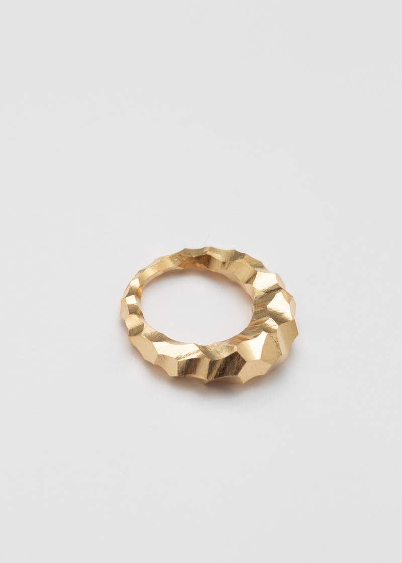 Snake ring thick