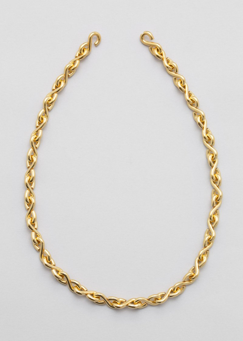 S necklace