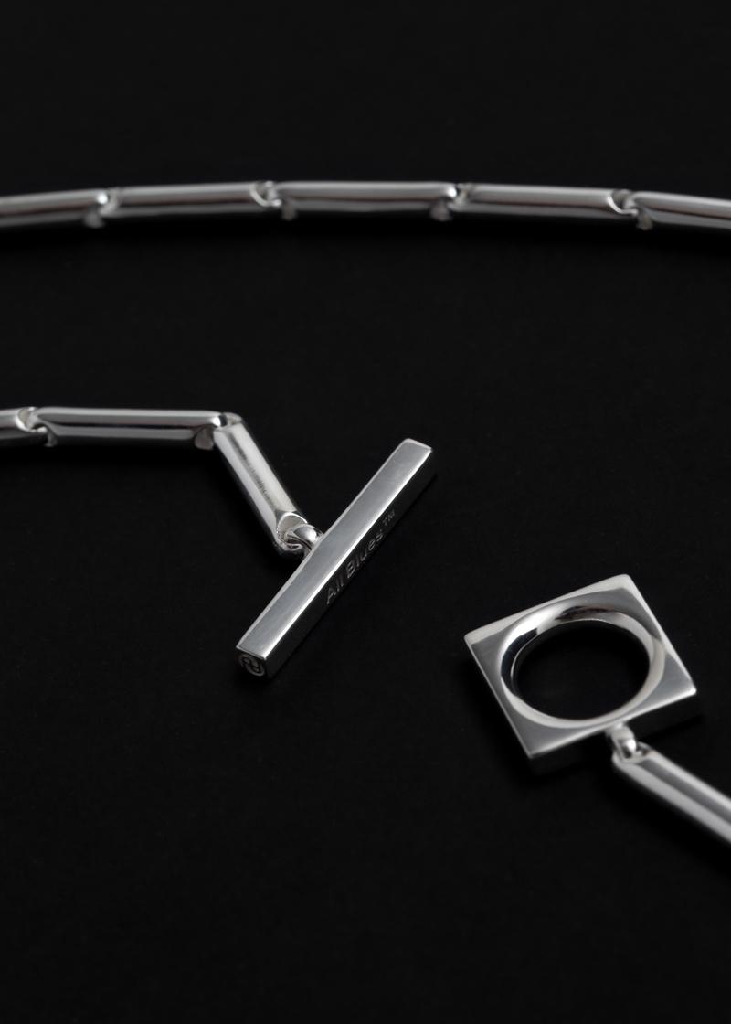 10 necklace cylinder 52cm