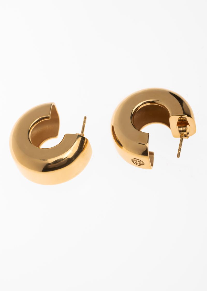 Tire earrings