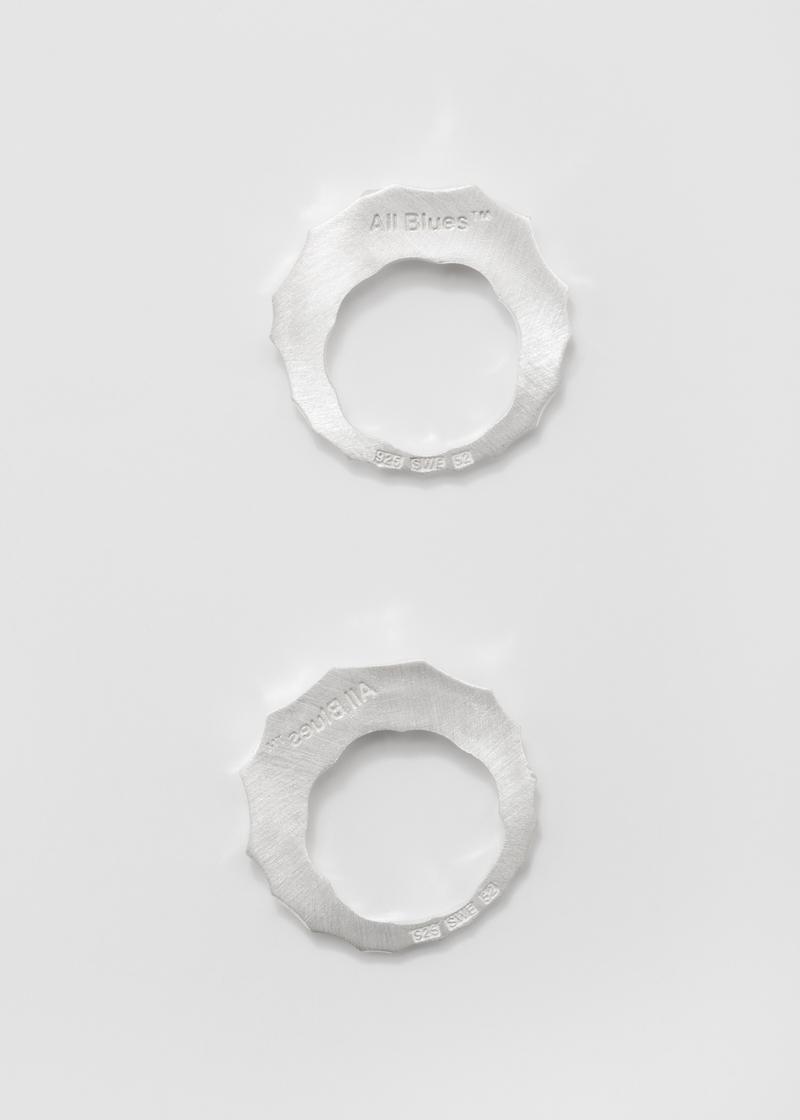 Snake ring split