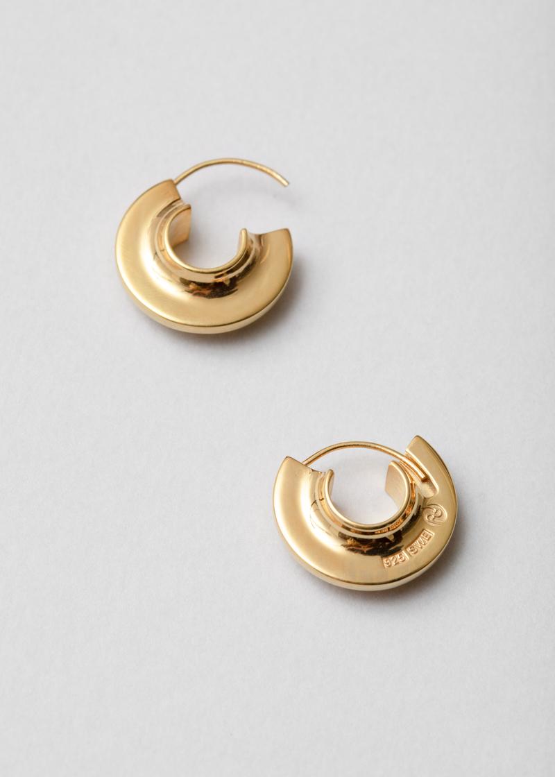 Beam earrings